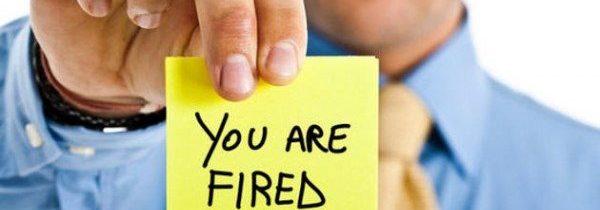 Come si licenzia oggi